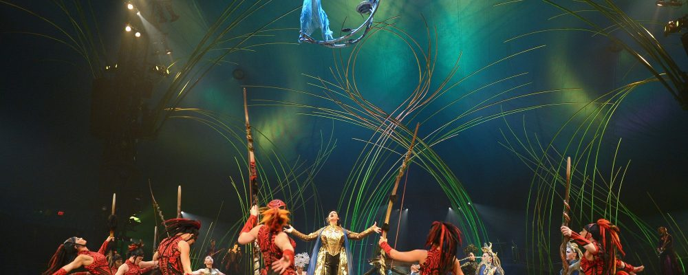 Circo del sol cerrará gira latinoamericana en Quito