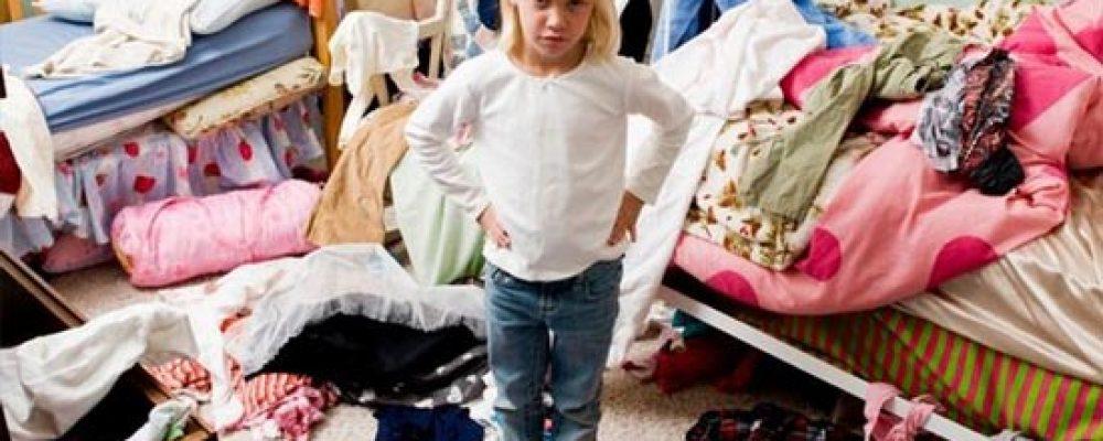 7 hábitos simples que mantendrán tu casa limpia aún si tienes niños