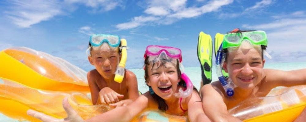 Diez consejos para disfrutar de las vacaciones con los niños