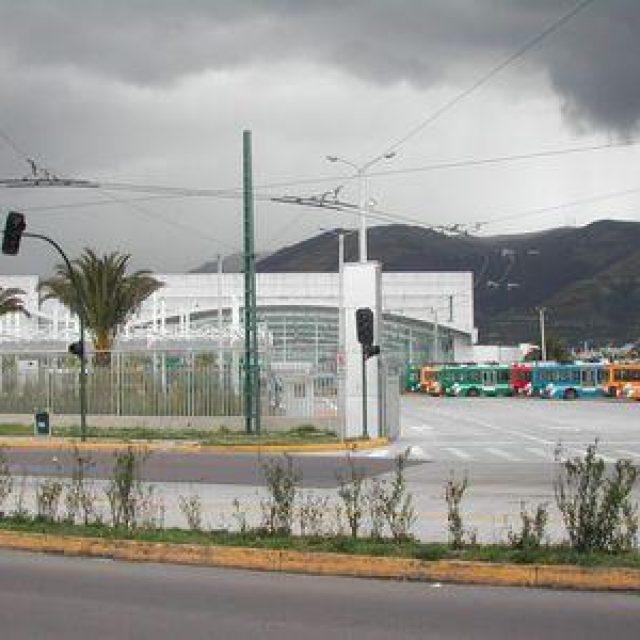 Corredor Central Norte Escuela Espejo