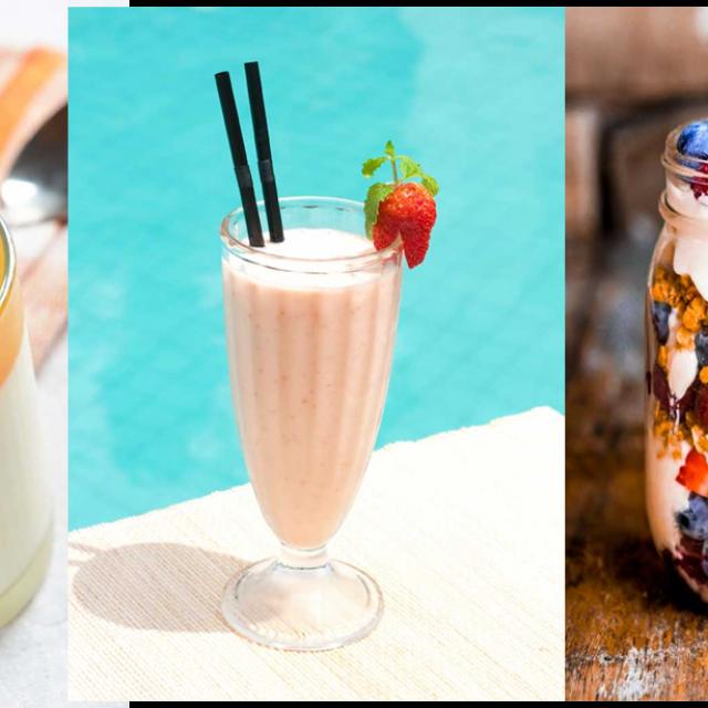 Las 15 cosas más saludablemente deliciosas que puedes hacer con yoghurt griego