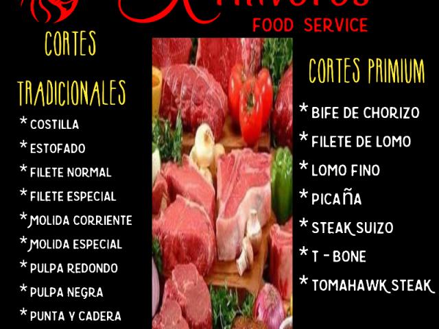 Krnivoros food service