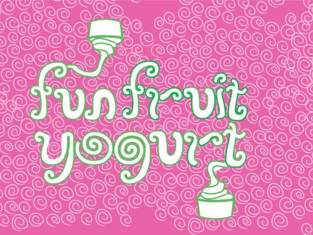 Fun Fruit Yogurt
