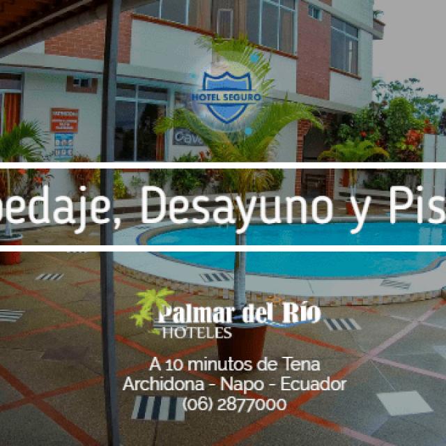 Hotel Palmar del Río | Piscina, Desayuno y Turismo