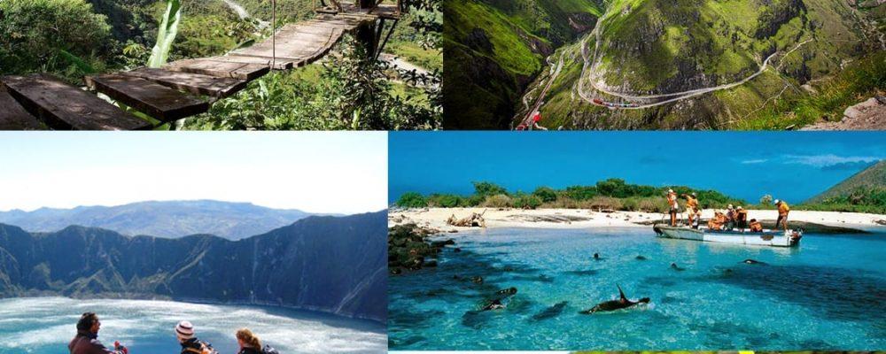 Los 10 Mejores Lugares Turísticos de Ecuador